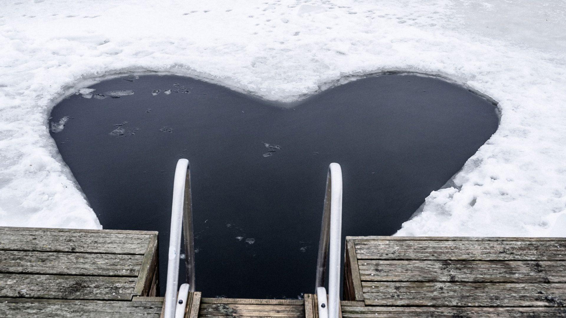 Avantopool Sverige erbjuder kallbad året runt